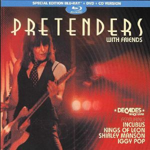 PRETENDERS, The - The Pretenders With Friends