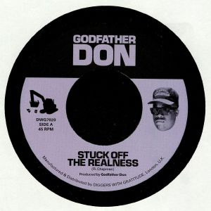 GODFATHER DON - Stuck Off The Realness
