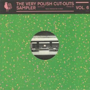 SKALDOWIE/ANNA JANTAR/KULT/KONTROLA W - The Very Polish Cut Outs Sampler Vol 6