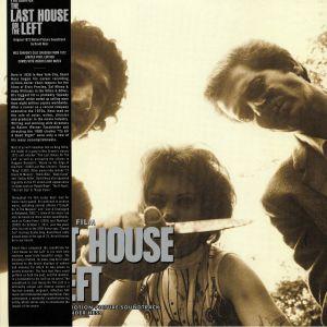 HESS, David - The Last House On The Left (Soundtrack)