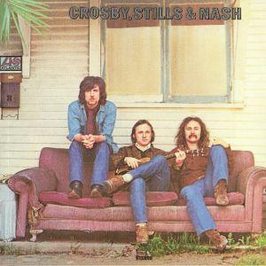 CROSBY STILLS & NASH - Crosby Stills & Nash