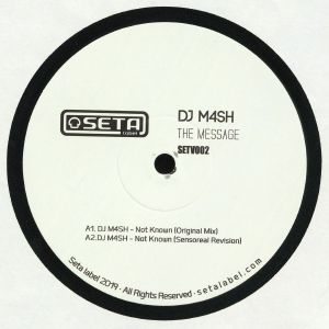 DJ M4SH - The Message