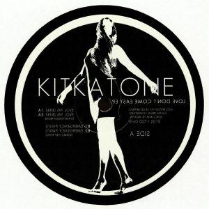 KIKATONE - Love Don't Come Easy EP