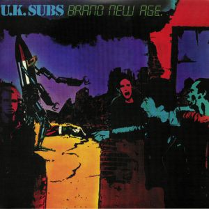 UK SUBS - Brand New Age (reissue)