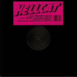 VTSS/CADENCY/BJARKI/KULDABOLI - Hellcat Vol 1