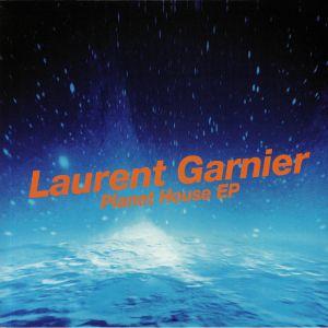GARNIER, Laurent - Planet House EP (reissue)