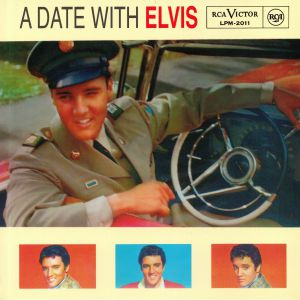 PRESLEY, Elvis - A Date With Elvis (reissue)