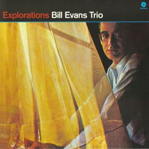 BILL EVANS TRIO - Explorations (Collector's Edition) (remastered) (reissue)