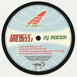 BALDELLI, Daniele/DJ ROCCA - Sky Dump EP