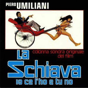UMILIANI, Piero - La Schiava Io Ce L'ho E Tu No (Soundtrack)
