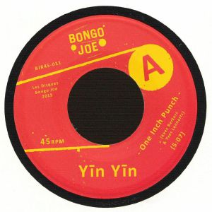 YIN YIN - One Inch Punch