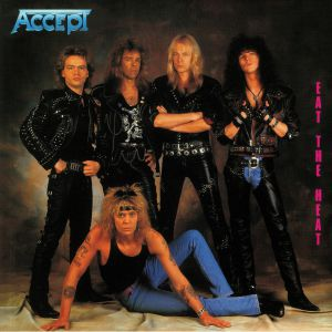 ACCEPT - Eat The Heat (reissue)