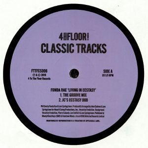 RAE, Fonda/JON CUTLER/THE RETURN - Classics Volume 5
