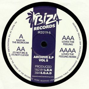 LBN/EOAD - Archives EP Vol 5