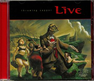 LIVE - Throwing Copper (25th Anniversary)