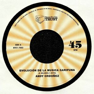 ORDONEZ, Andy - Evolucion De La Musica Garifuna