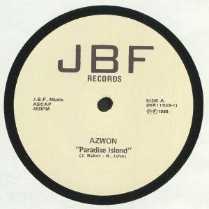 AZWON - Paradise Island (reissue)