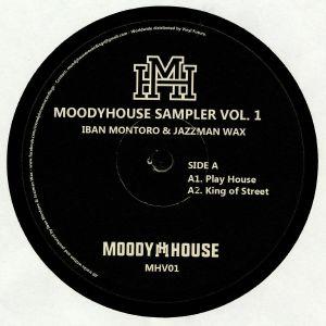 MONTORO, Iban/JAZZMAN WAX - Moodyhouse Sampler Vol 1