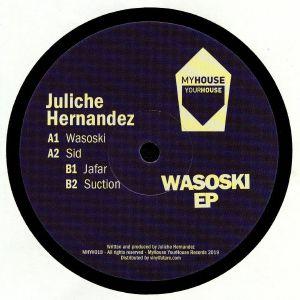 HERNANDEZ, Juliche - Wasoski EP