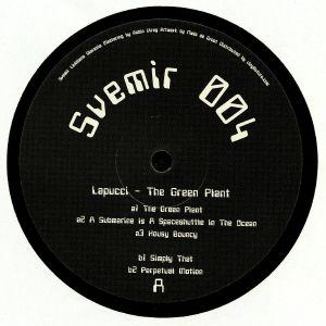 LAPUCCI - The Green Plant