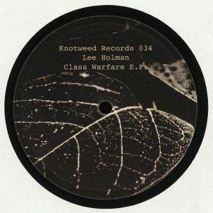 HOLMAN, Lee - Class Warfare EP
