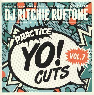 DJ RITCHIE RUFTONE - Practice Yo! Cuts Volume 7