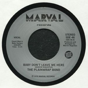 PLAIN WRAPBAND, The - Baby Don't Leave Me Here