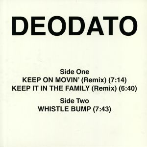 DEODATO - Keep On Movin