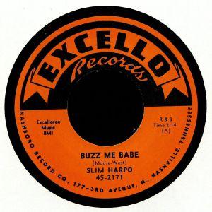 SLIM HARPO - Buzz Me Babe