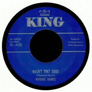 HARRIS, Wynonie - Wasn't That Good