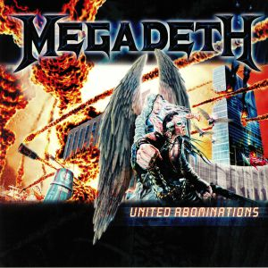 MEGADETH - United Abominations (reissue)