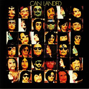 CAN - Landed (remastered) (reissue)