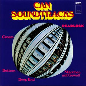 CAN - Soundtracks (remastered) (reissue)