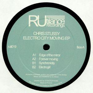 STUSSY, Chris - Electro City Moving EP