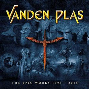 VANDEN PLAS, The - The Epic Works 1991-2015