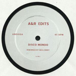 GW/HENRY - Disco Mondo