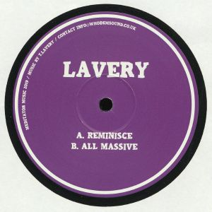 LAVERY - Reminisce