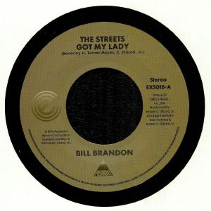 BRANDON, Bill - The Streets Got My Lady