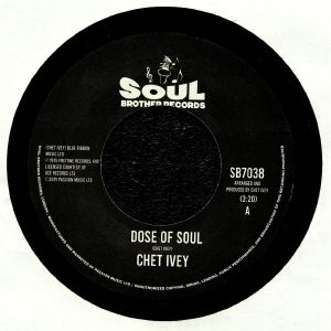 IVEY, Chet - Dose Of Soul