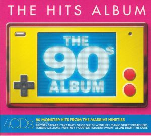 VARIOUS - The Hits: The 90s Album