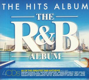 VARIOUS - The Hits Album: The R&B Album