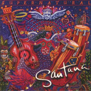 SANTANA - Supernatural (reissue)