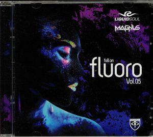 VARIOUS/LIQUID SOUL/MAGNUS - Full On Fluoro Vol 5