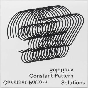 FRYE, Eric - Constant Pattern Solutions