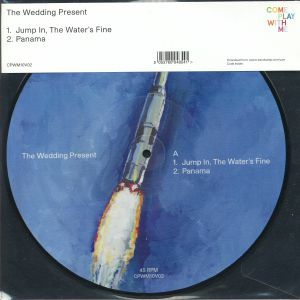 WEDDING PRESENT, The - Jump In The Water's Fine