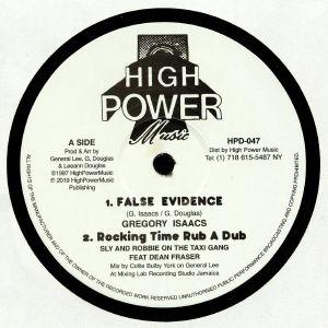 ISAACS, Gregory/YAMI BOLO - False A Evidence