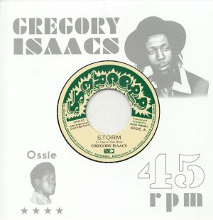 ISAACS, Gregory/OSSIE ALL STARS - Storm