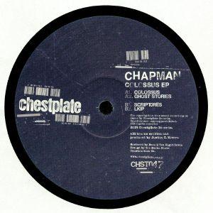 CHAPMAN - Colossus EP