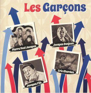 DENJEAN, Jacques/PIERRE PAUL OU JACQUES/JACQUES FILH/ERIC CHARDEN - Les Garcons