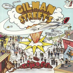 VARIOUS - Gilman Street's Ripoff: A Tribute To Dookie